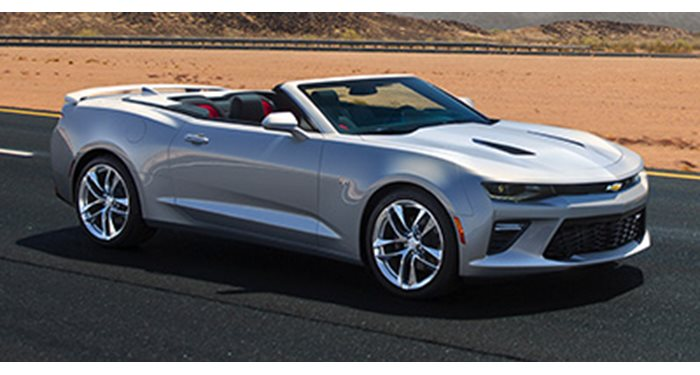 2016 Chevrolet Camaro 2lt Convertible Full Specs Features And Price Carbuzz