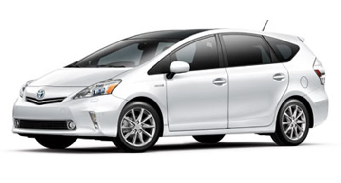 2014 Toyota Prius V Five Full Specs Features And Price Carbuzz