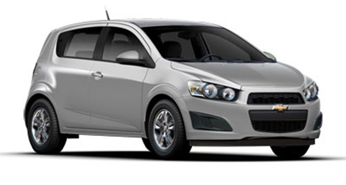 2012 Chevrolet Sonic Ls Hatchback Features Specs And Price