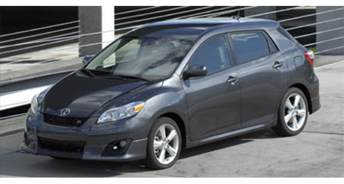 2010 Toyota Matrix S Full Specs Features And Price Carbuzz