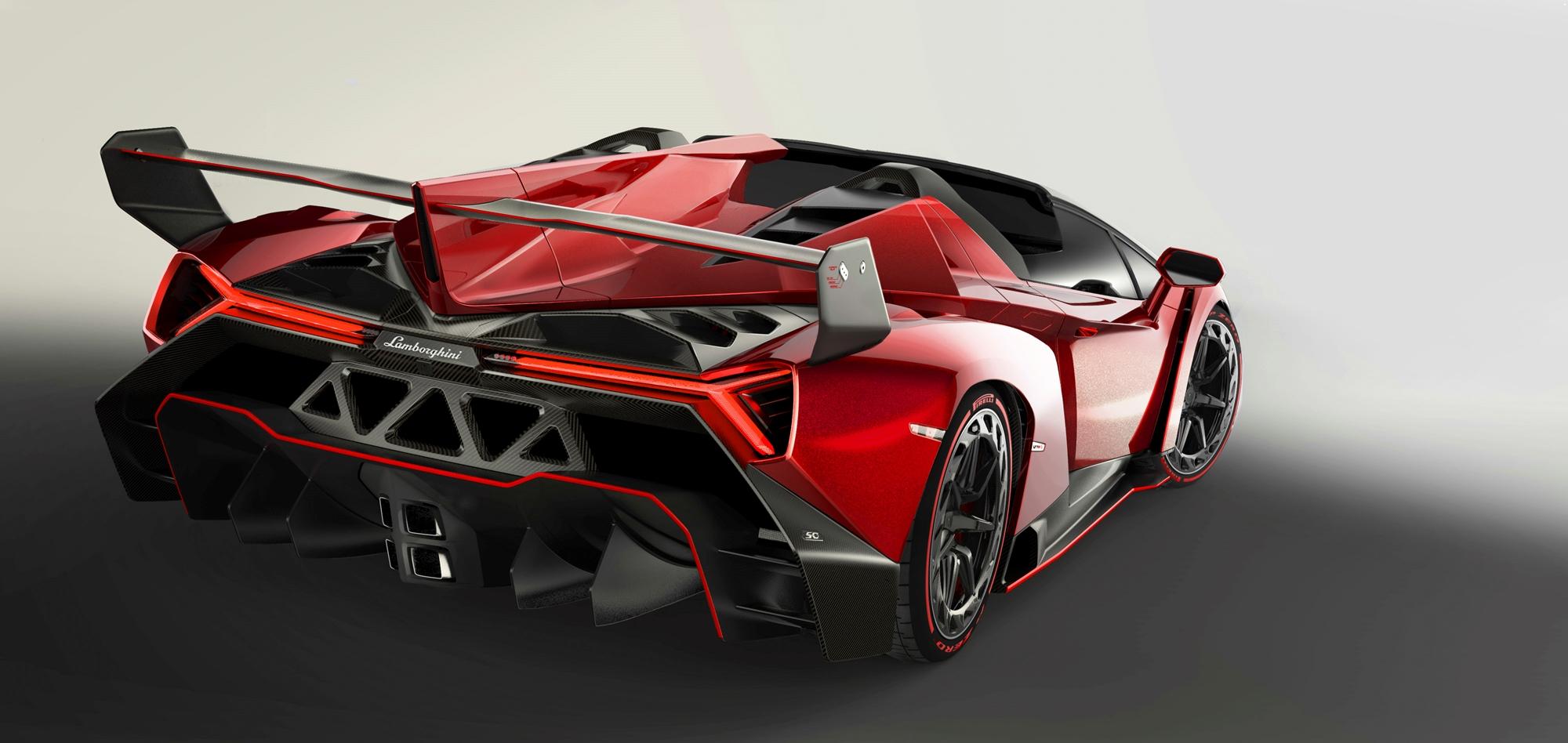Lamborghini Veneno Roadster Full Specs Features And Price