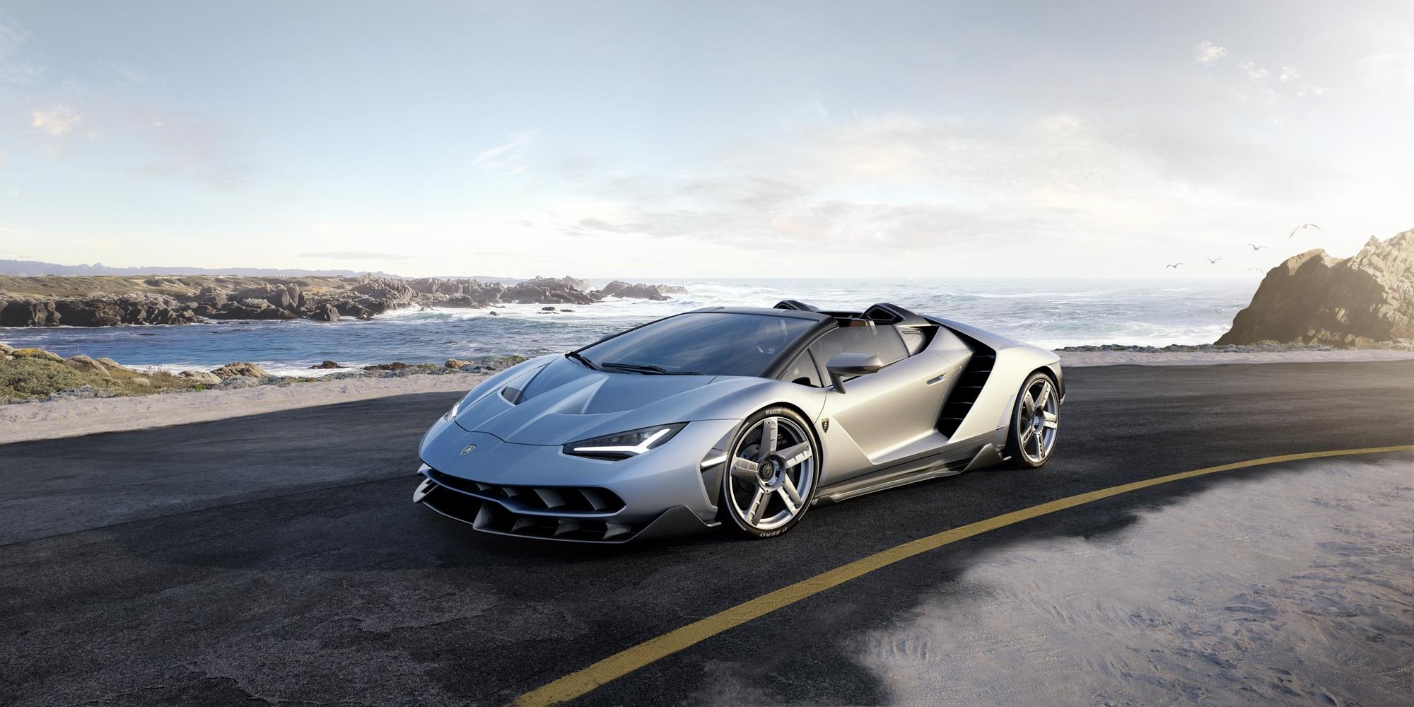 2016 Lamborghini Centenario Features Specs And Price Carbuzz
