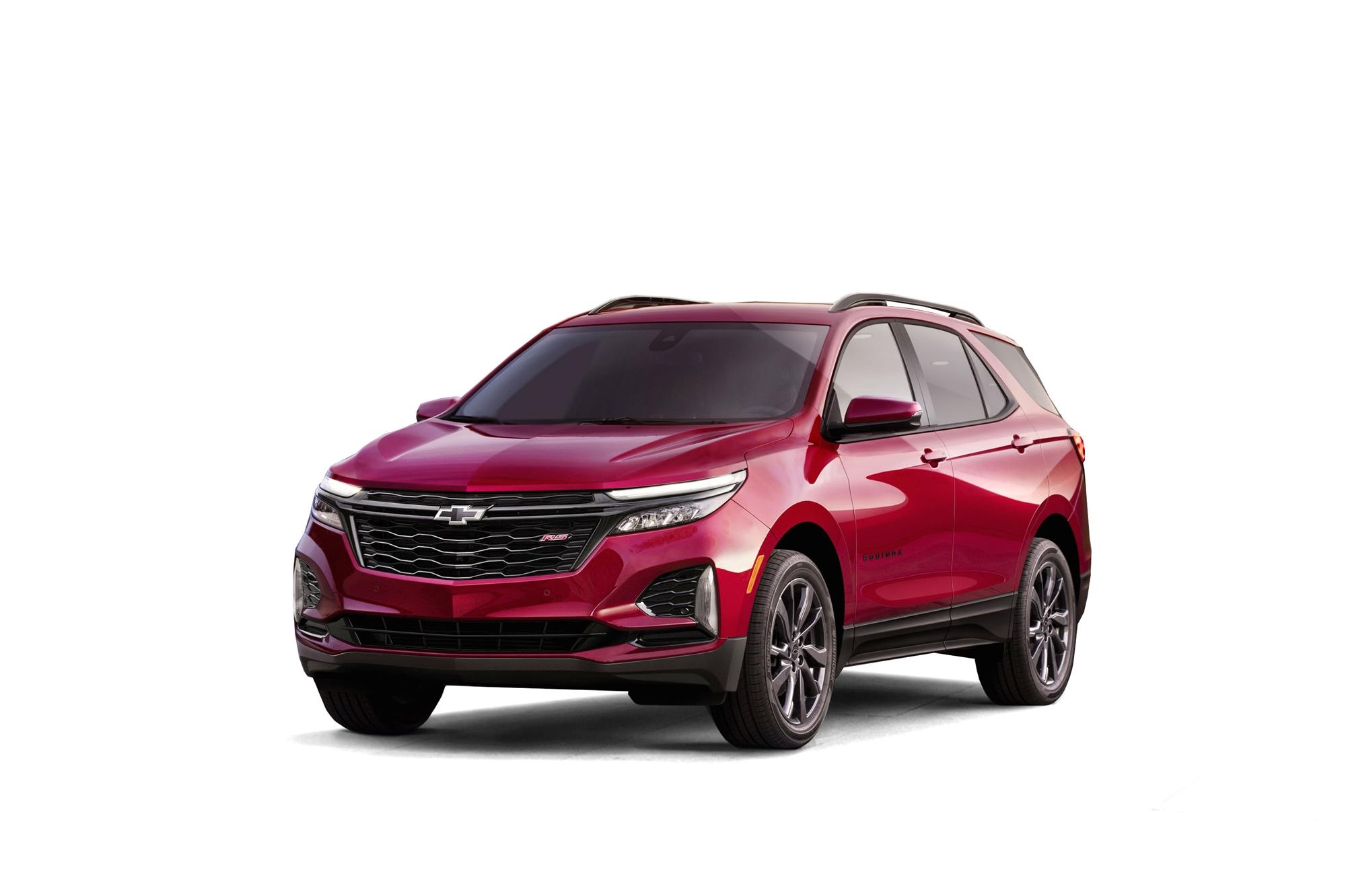 2021 Chevrolet Equinox Premier Full Specs, Features and ...