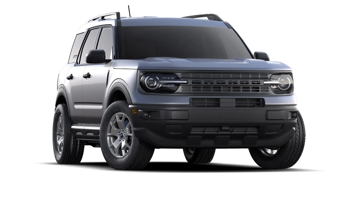 2021 Ford Bronco Base Full Specs, Features and Price | CarBuzz