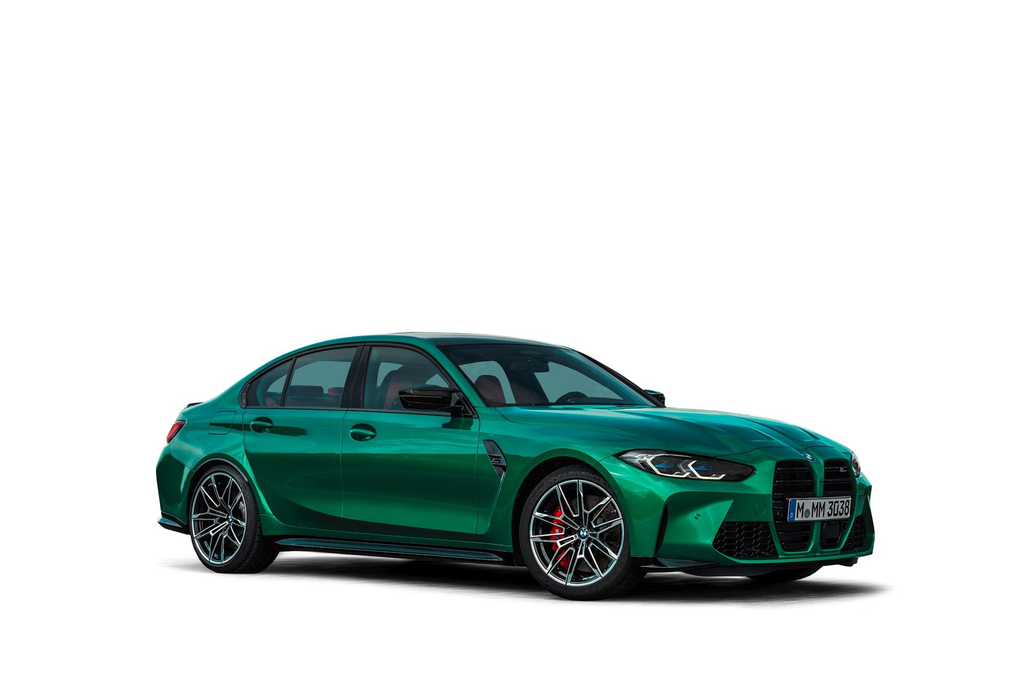 2021 BMW M3 Sedan Full Specs, Features and Price | CarBuzz