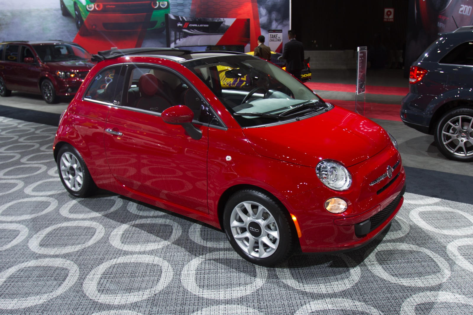 2019 Fiat 500c Review Trims Specs Price New Interior Features Exterior Design And Specifications Carbuzz