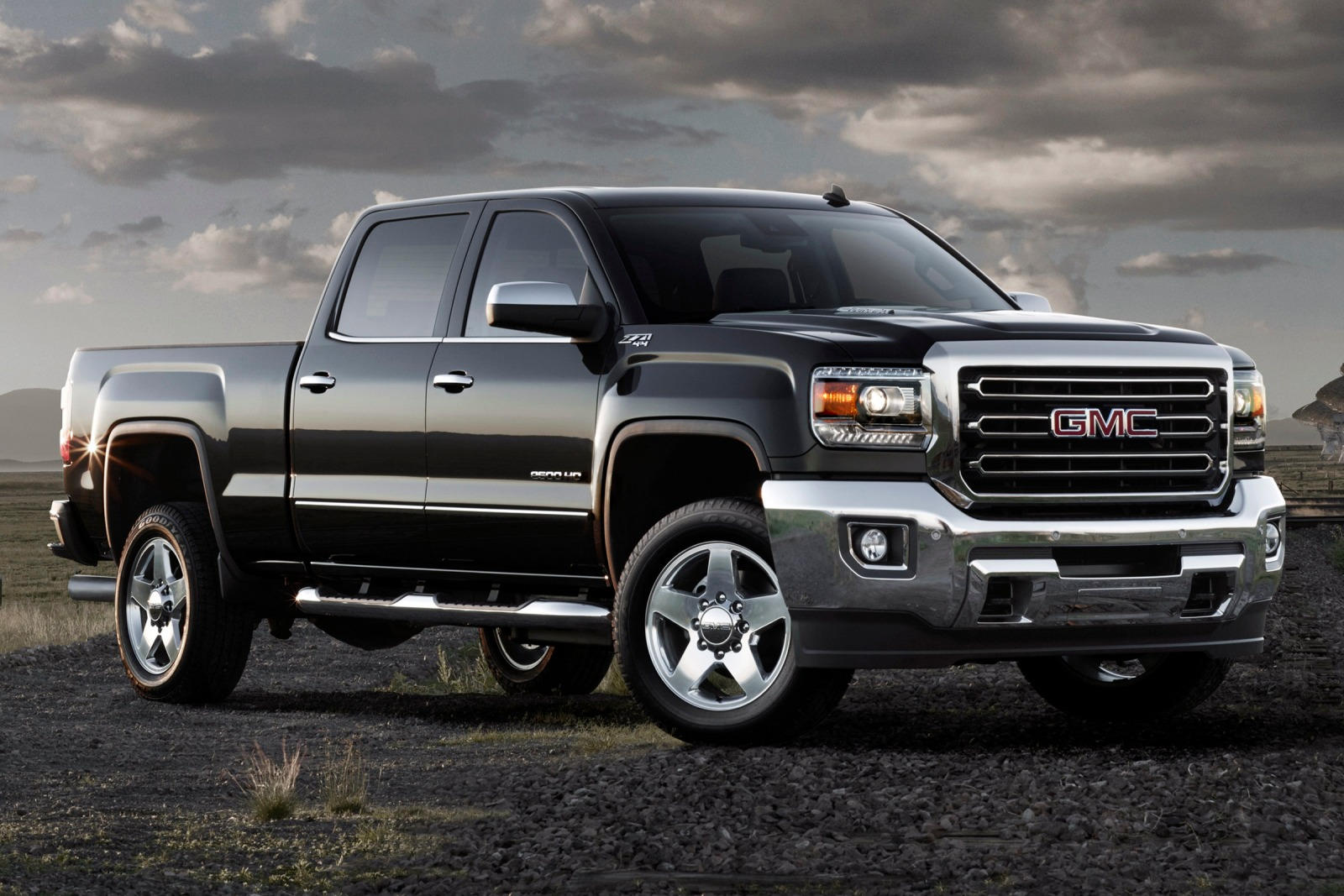 2018 Gmc Sierra 2500hd Review Trims Specs Price New Interior Features Exterior Design And Specifications Carbuzz