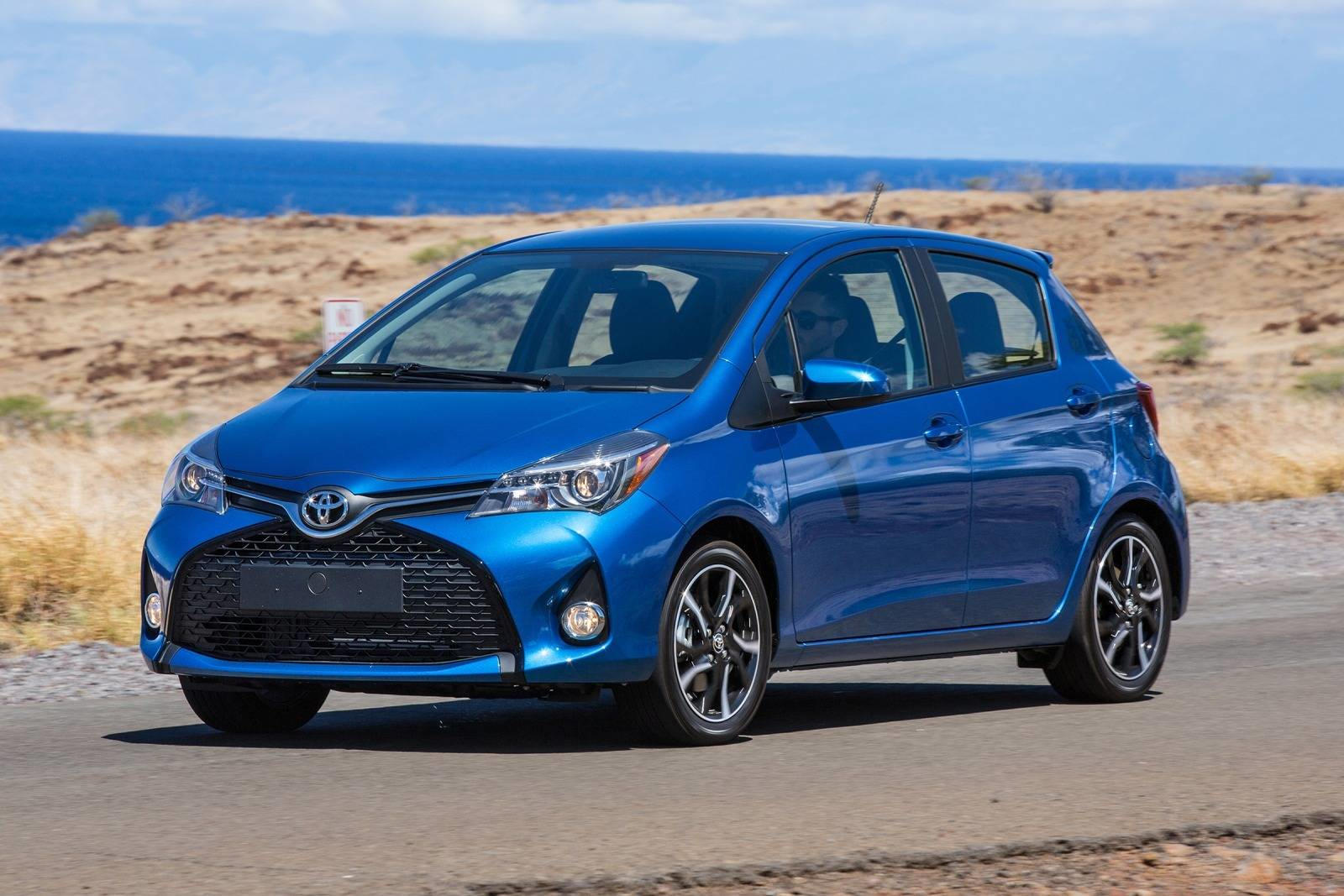 2018 toyota yaris hatchback review trims specs and price. Black Bedroom Furniture Sets. Home Design Ideas