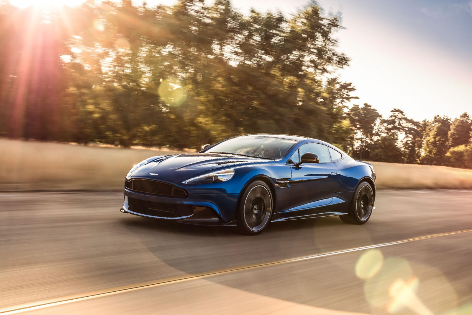 2019 Aston Martin Vanquish Coupe Review Trims Specs Price New Interior Features Exterior Design And Specifications Carbuzz