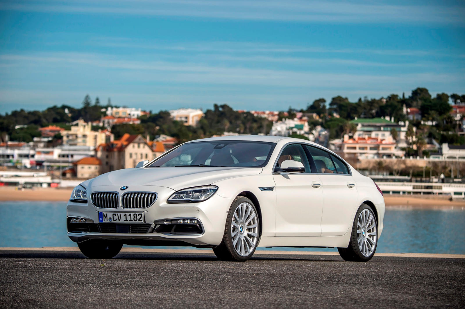 2018 Bmw 6 Series Gran Coupe Review Trims Specs Price New Interior Features Exterior Design And Specifications Carbuzz