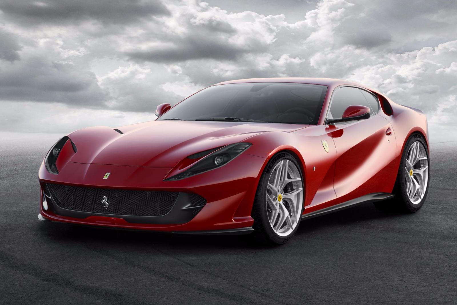 Ferrari 812 Superfast Review Trims Specs Price New Interior Features Exterior Design And Specifications Carbuzz