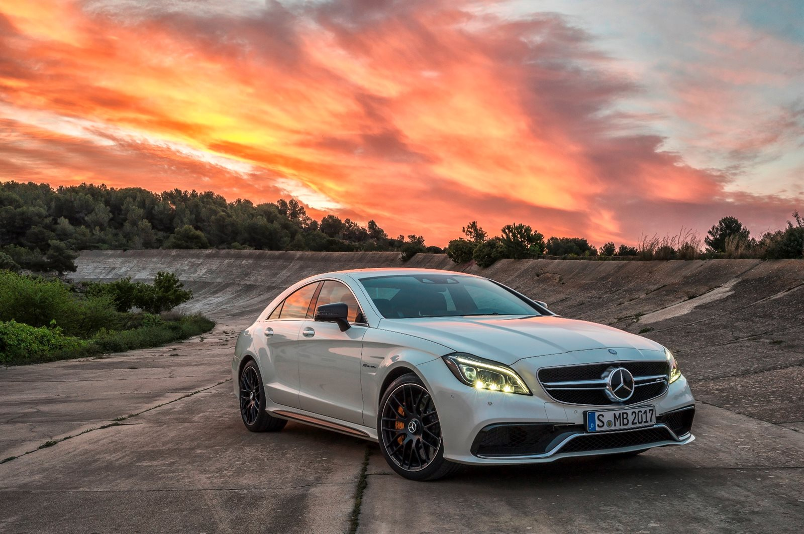 cls amg 63 2018