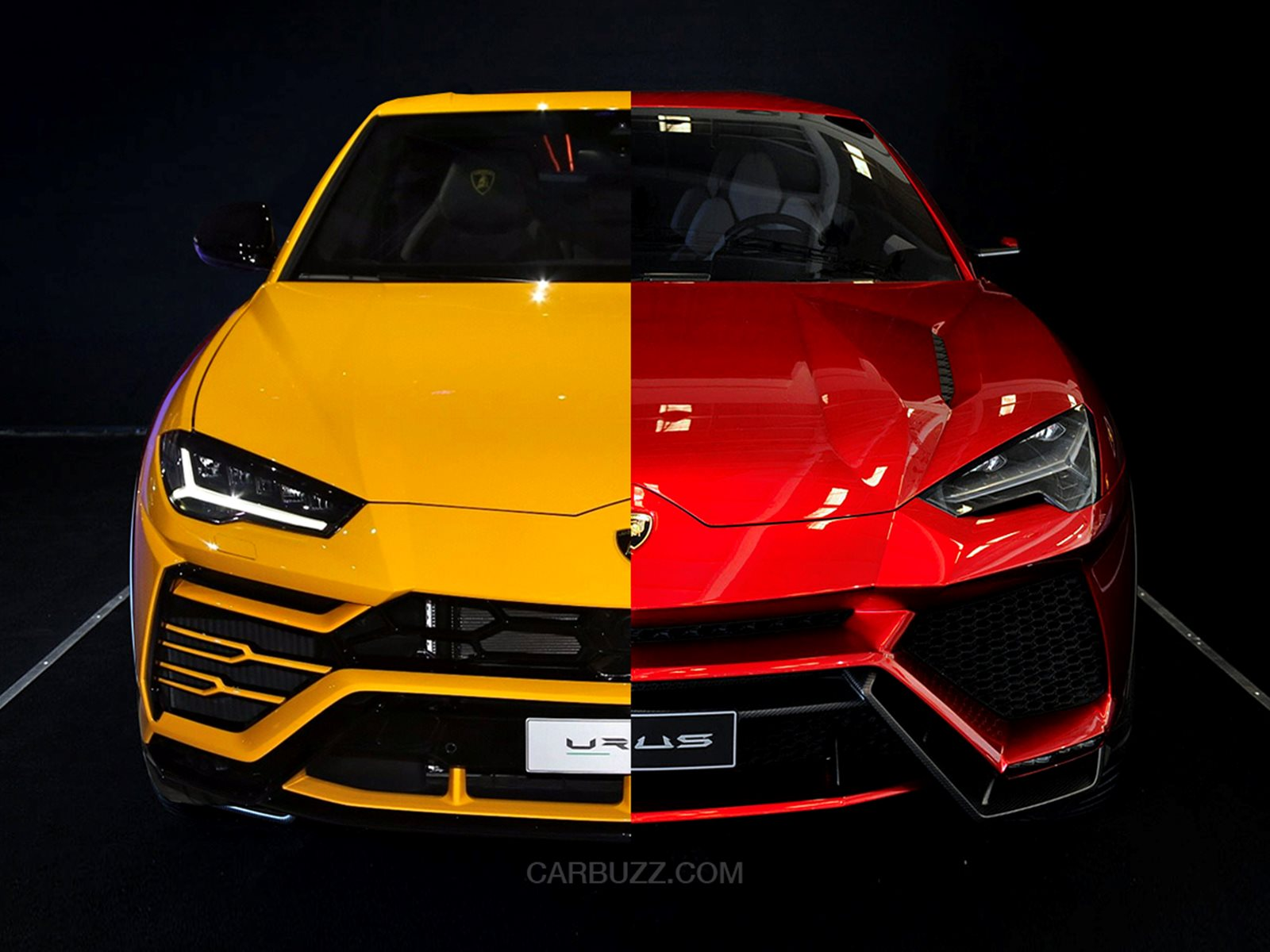 Lamborghini Urus Design Changes 2012 Concept Vs 2017 Final Version