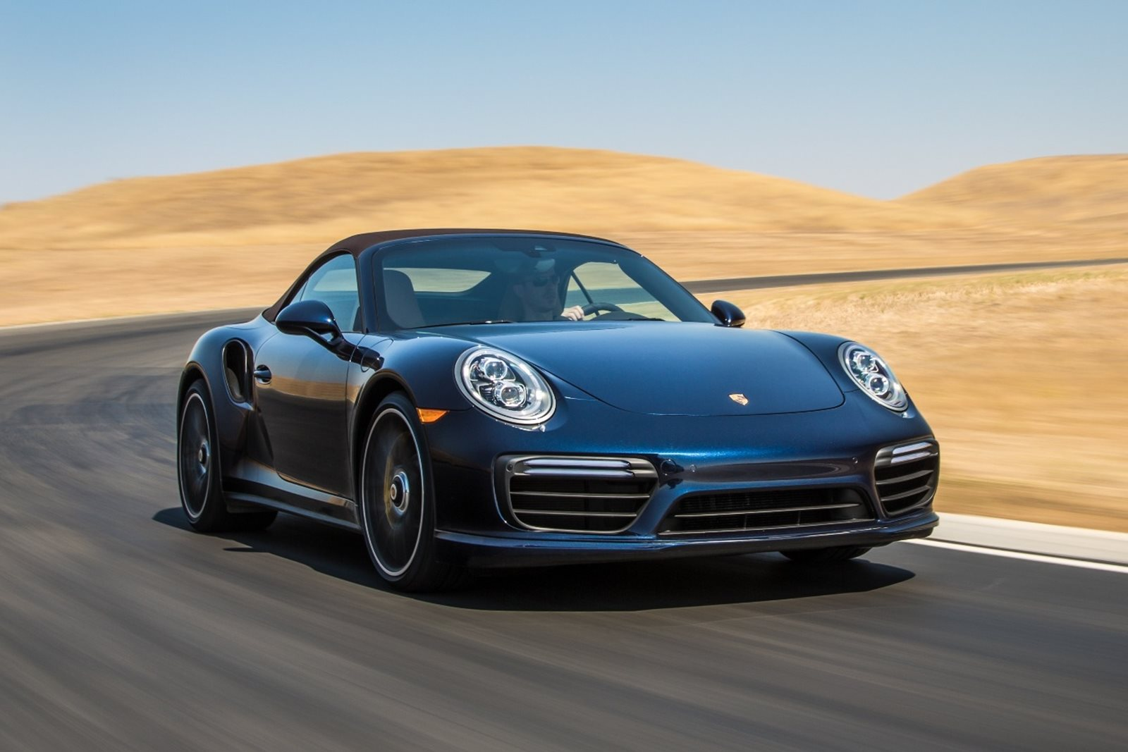 2018 Porsche 911 Turbo Cabriolet Review Trims Specs And
