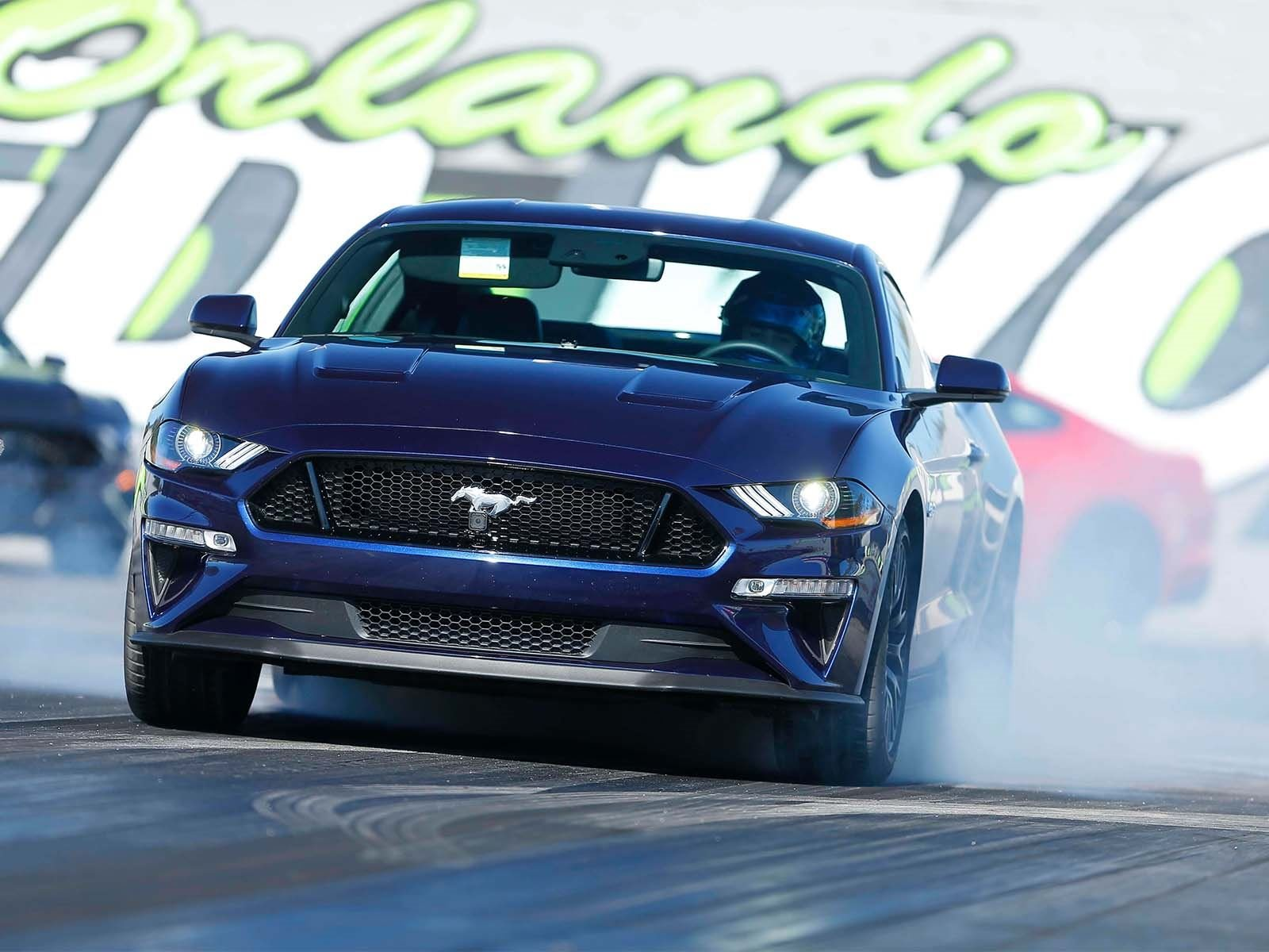 How fast can the 2018 ford mustang gt do the quarter mile carbuzz