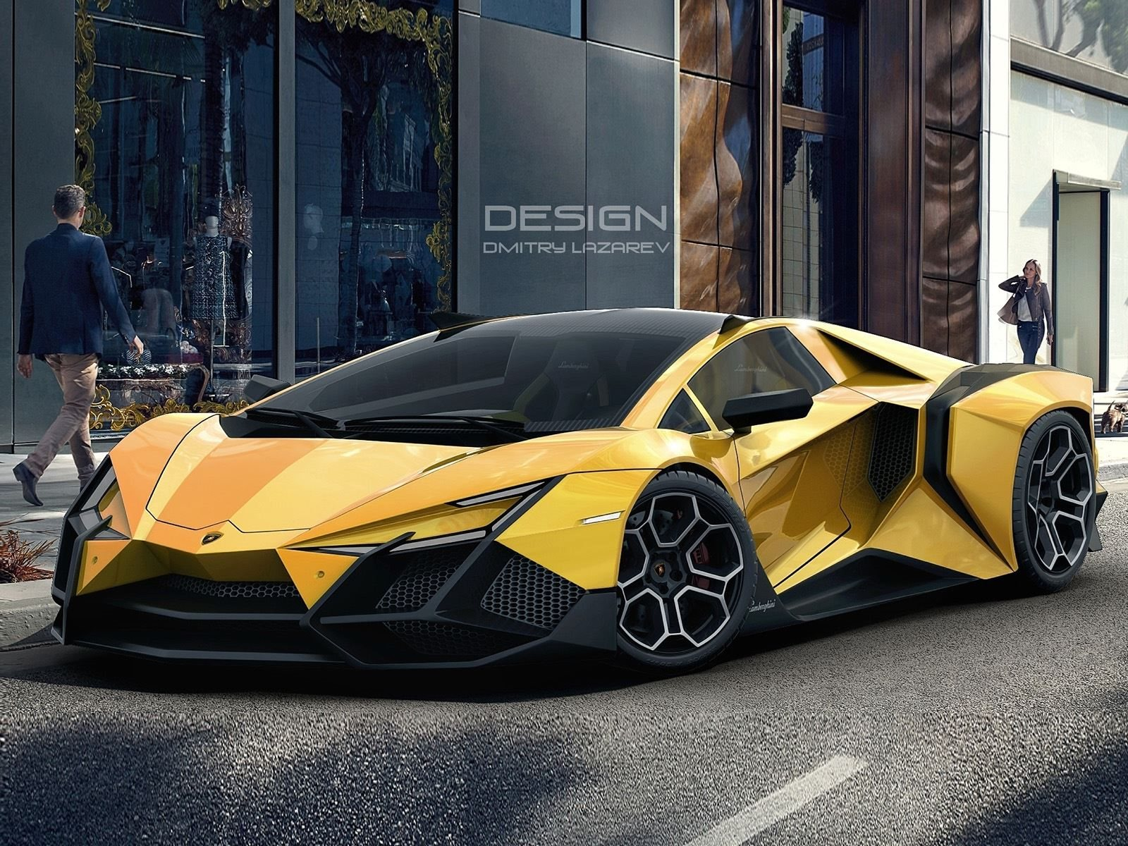 Meet The Lamborghini Madman It S Crazy And We Love It Carbuzz