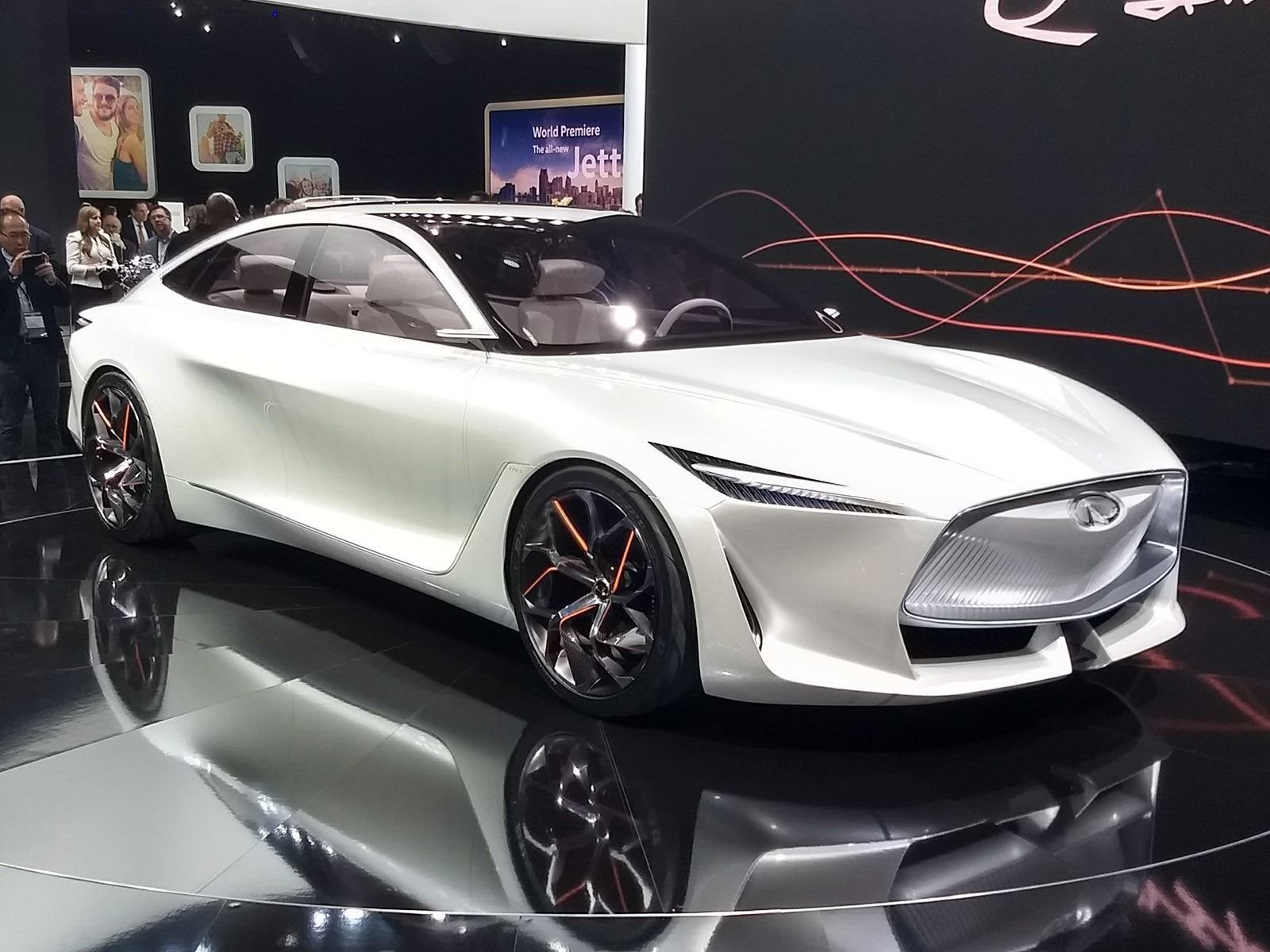 Nearly All New Infiniti Cars Will Be Electrified By 2021 ...