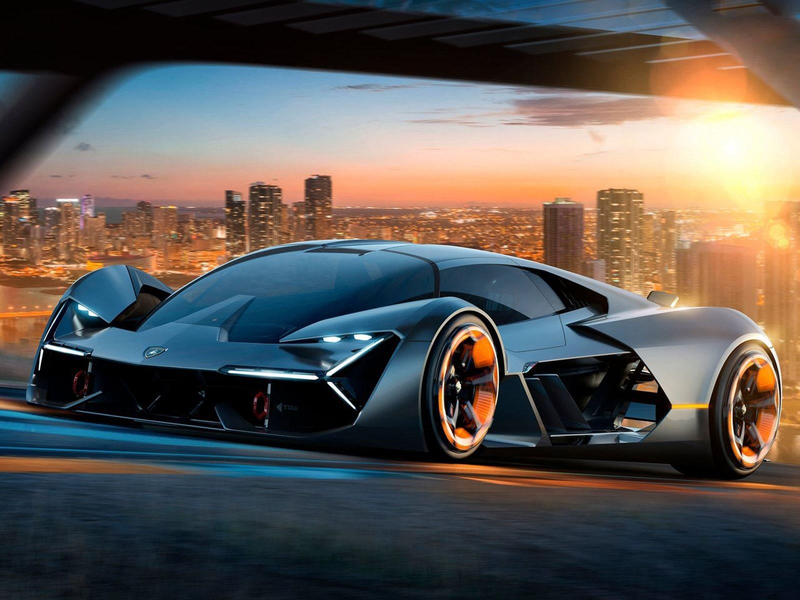 Lamborghini Aventador Successor Will Have Electric Motors Aiding Its