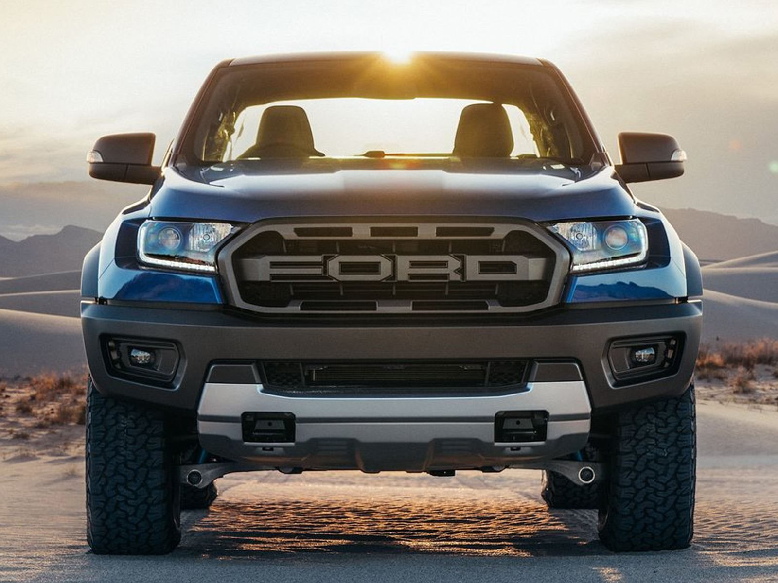 Ford Raptor Bronco >> Could A Ford Bronco Raptor Become A Thing One Day Carbuzz
