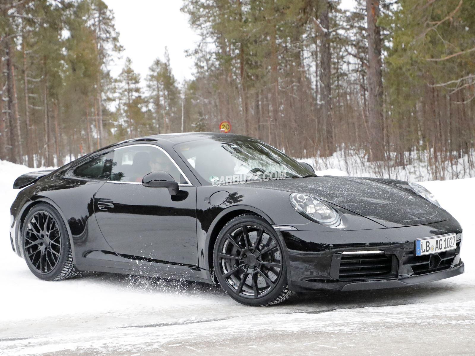 2019 Porsche 911 Everything We Know So Far Carbuzz