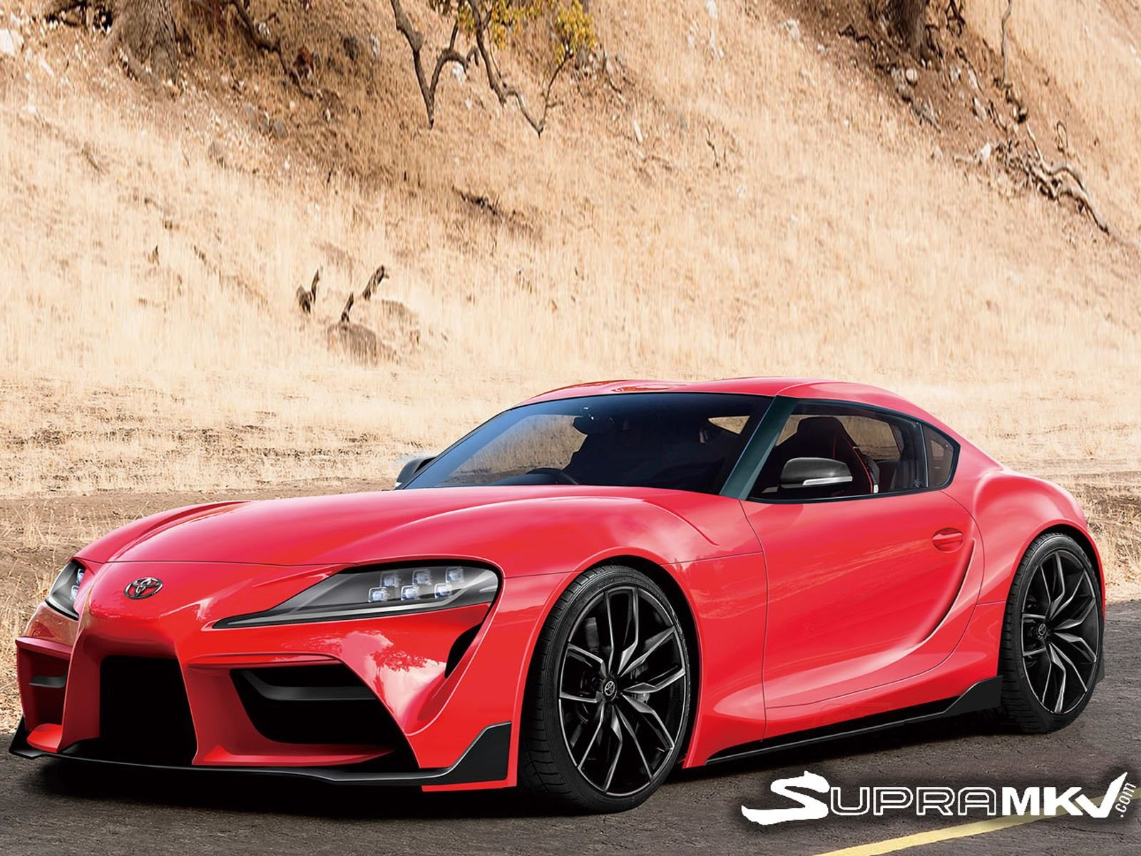 Here's Your Toyota Supra Fix For the Day | CarBuzz