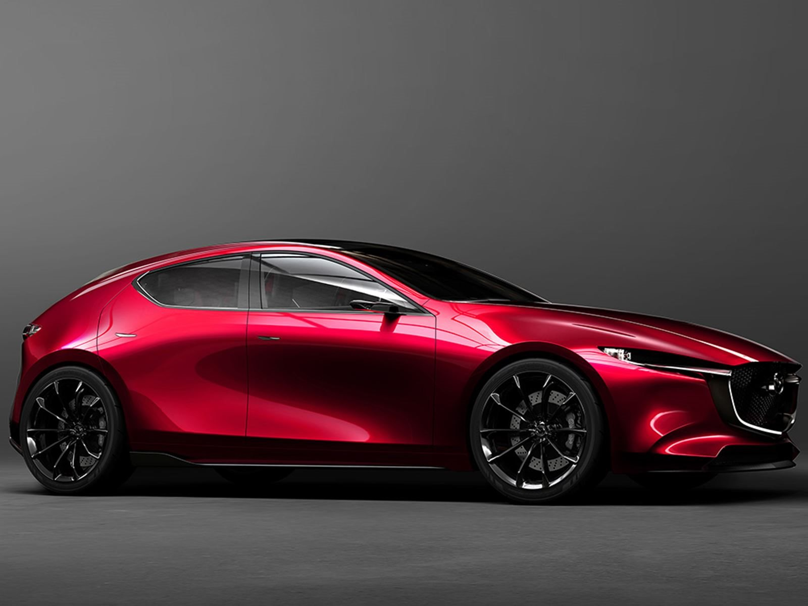 Leaked The Next Mazda 3 Will Have Awesome Digital Gagues Carbuzz