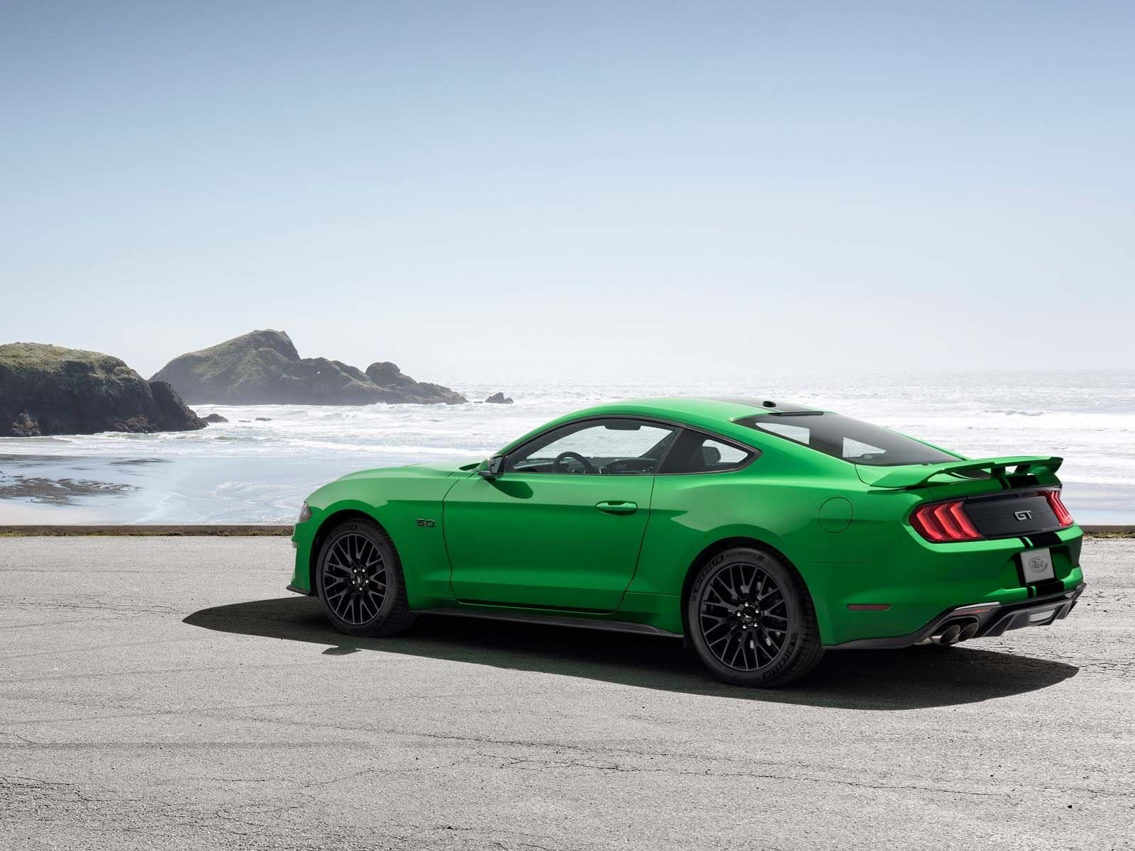 Ford attempts to return snakes to ireland with green mustang for st paddys