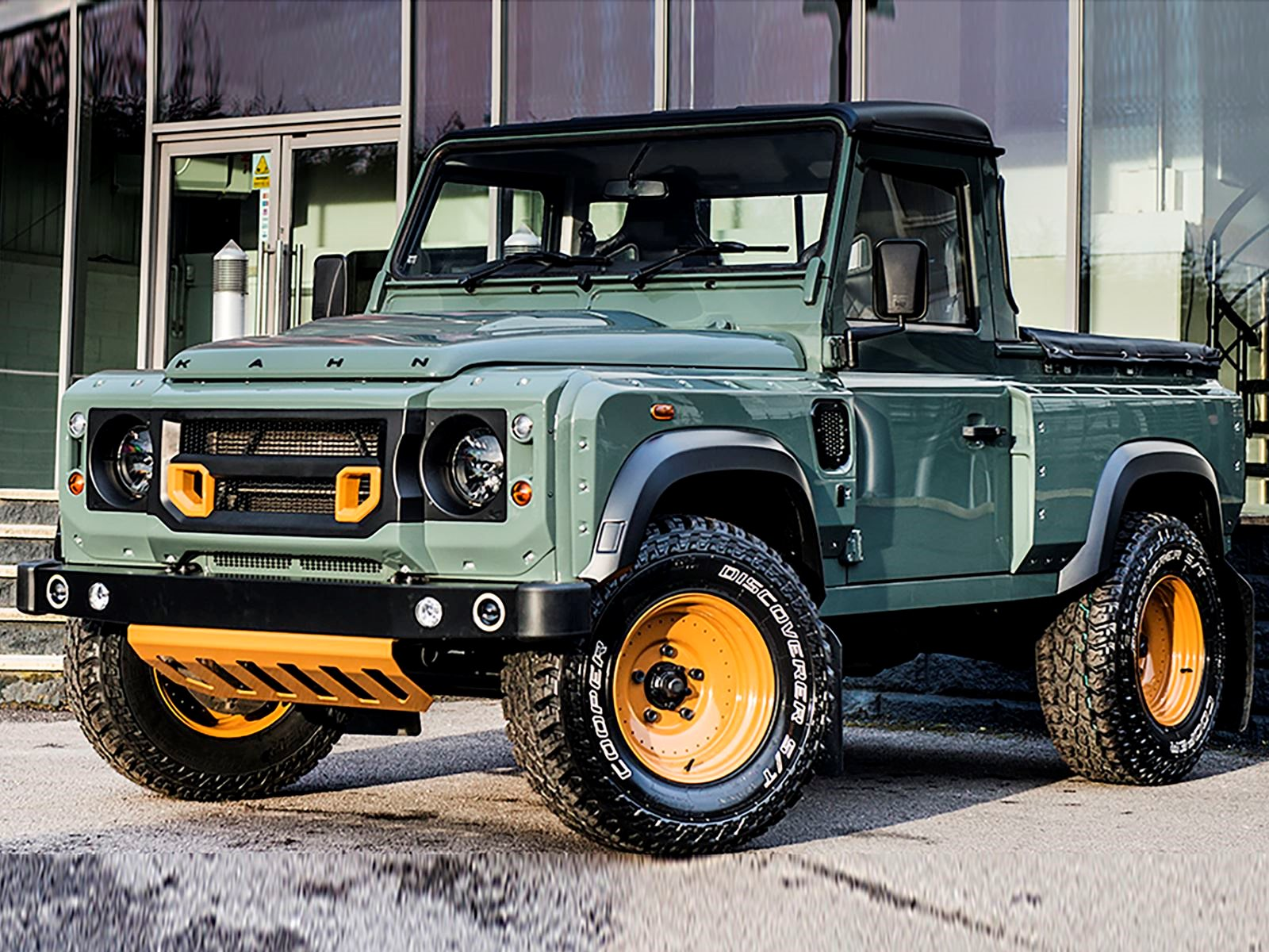 Land Rover Truck >> Land Rover Defender Pickup Truck Tipped To Rival Mercedes X