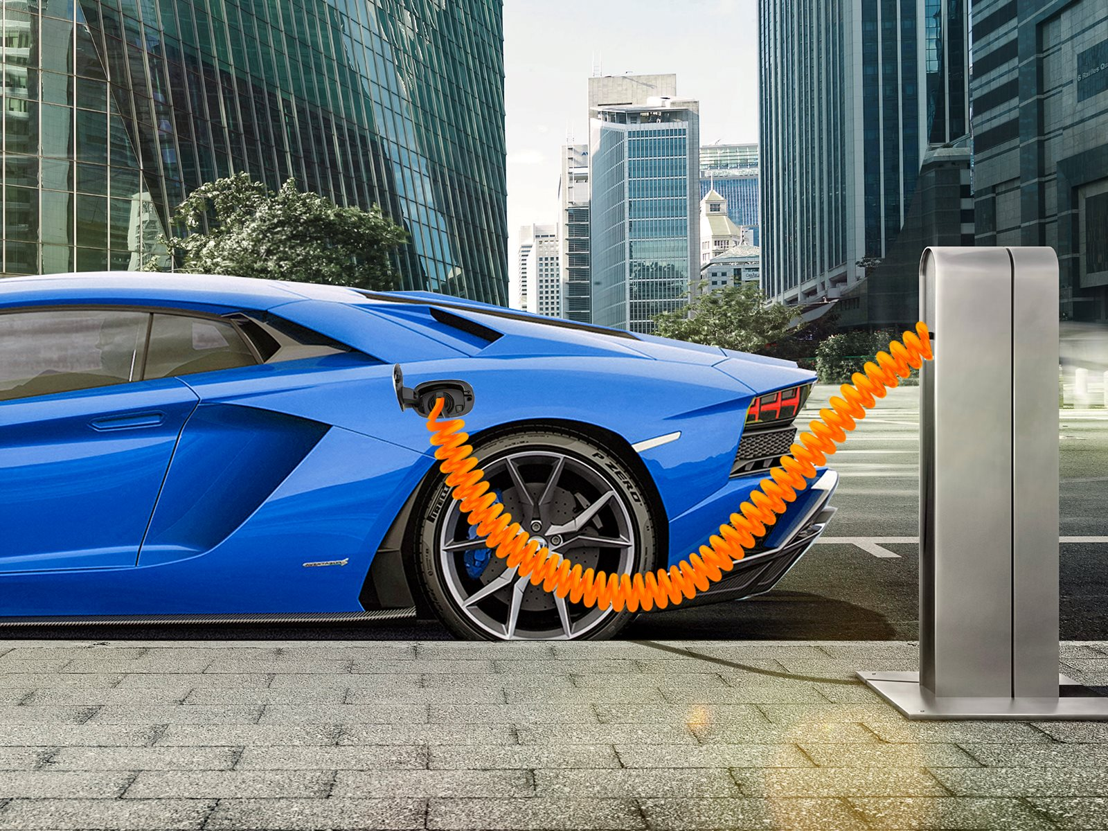 Lamborghini Aventador And Huracan Successors Will Be Plug In