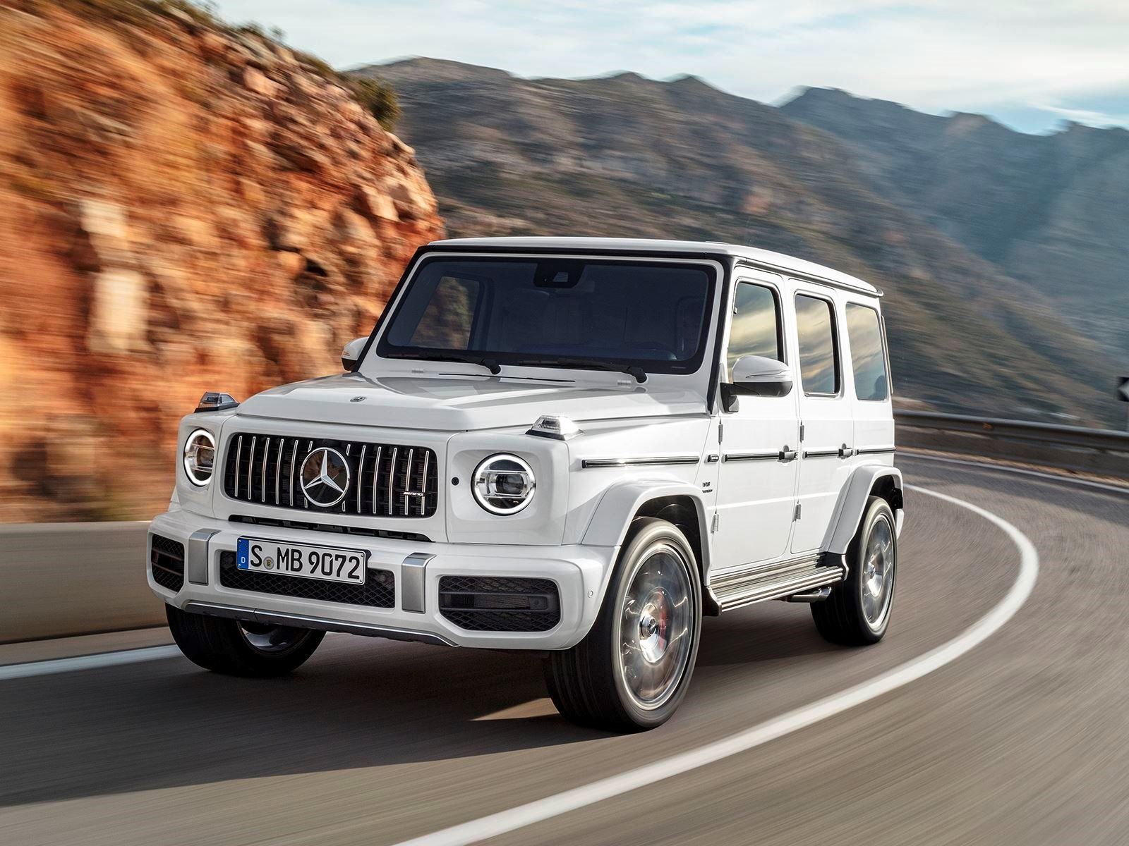 new mercedes-maybach g-class could shake up the luxury suv segment