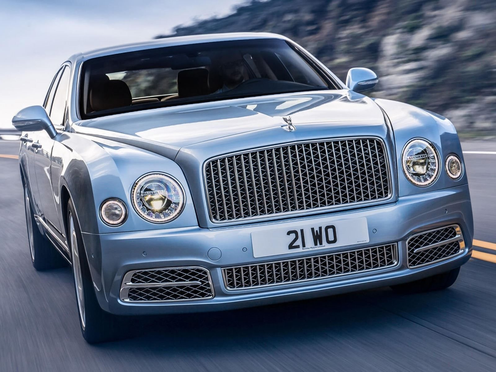 The Next Bentley Mulsanne May Not Have A Combustion Engine  CarBuzz