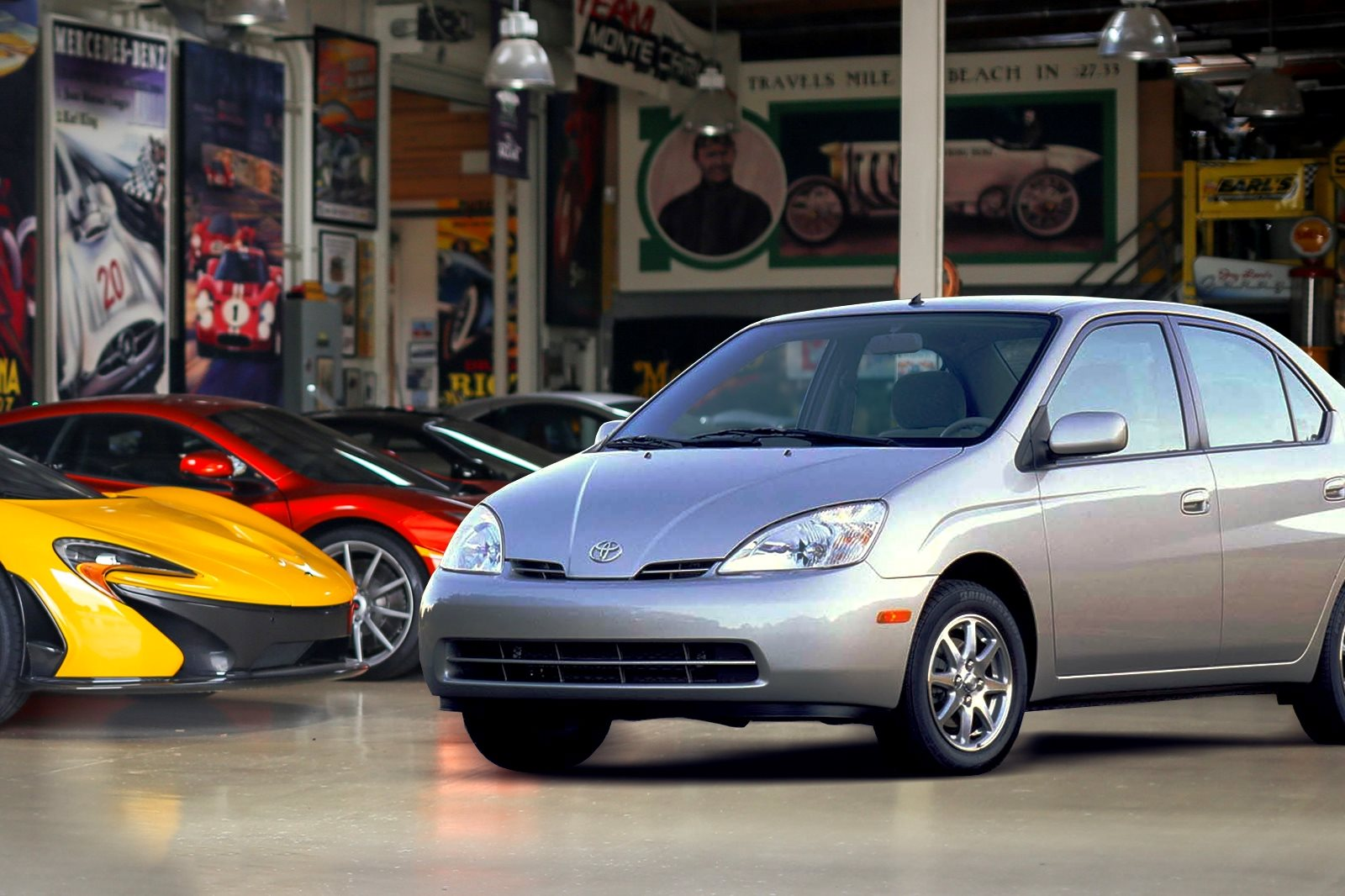 Jay Leno Thinks The Toyota Prius Is A Future Collectors Car Carbuzz