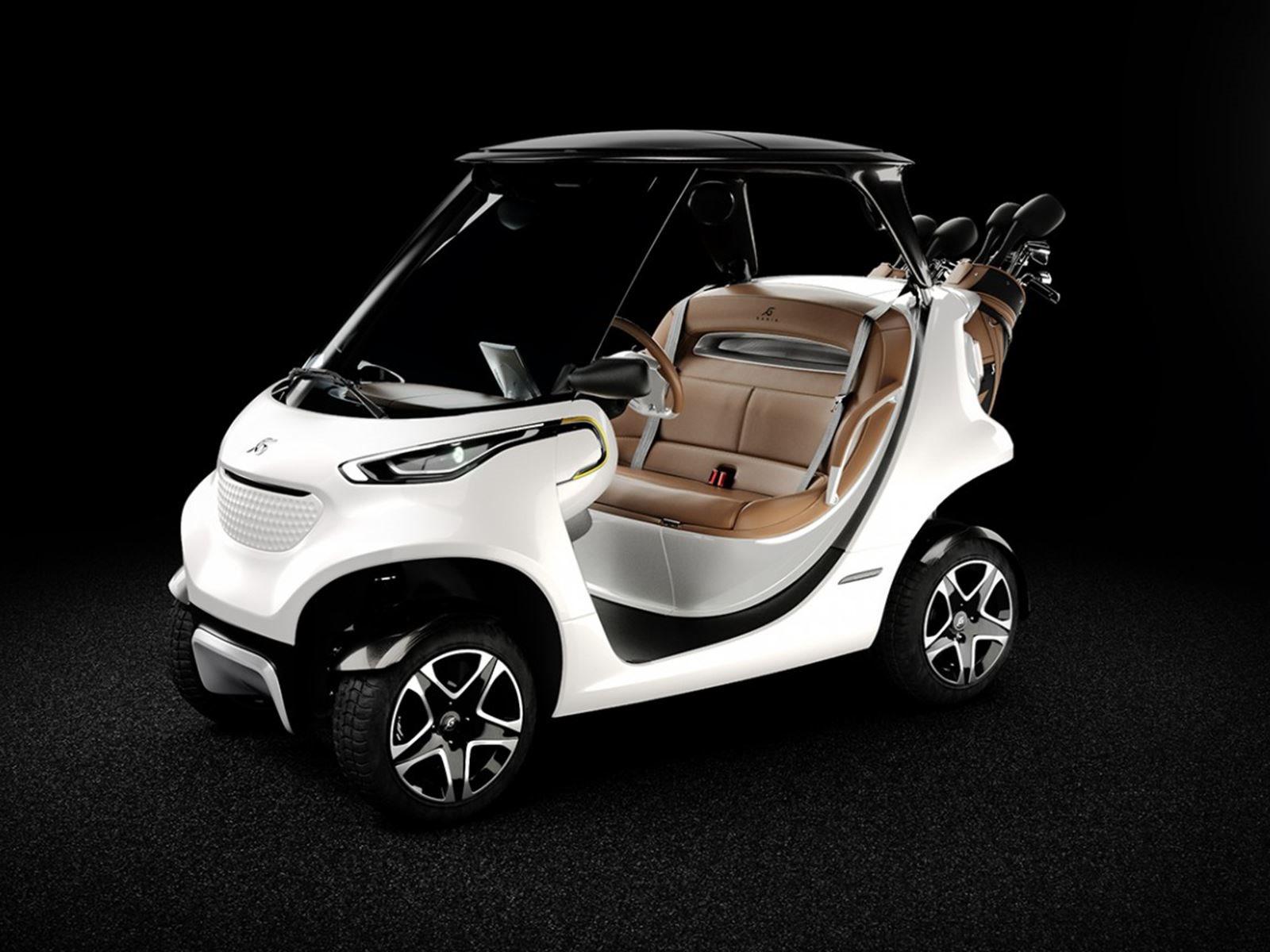 Luxury Golf Cart Costs More Than A Mercedes Benz E Class Carbuzz