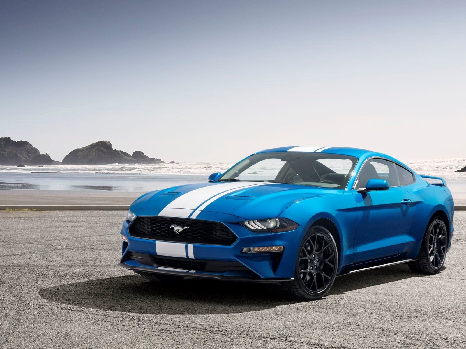 Ford Mustang Is Going Electric Carbuzz