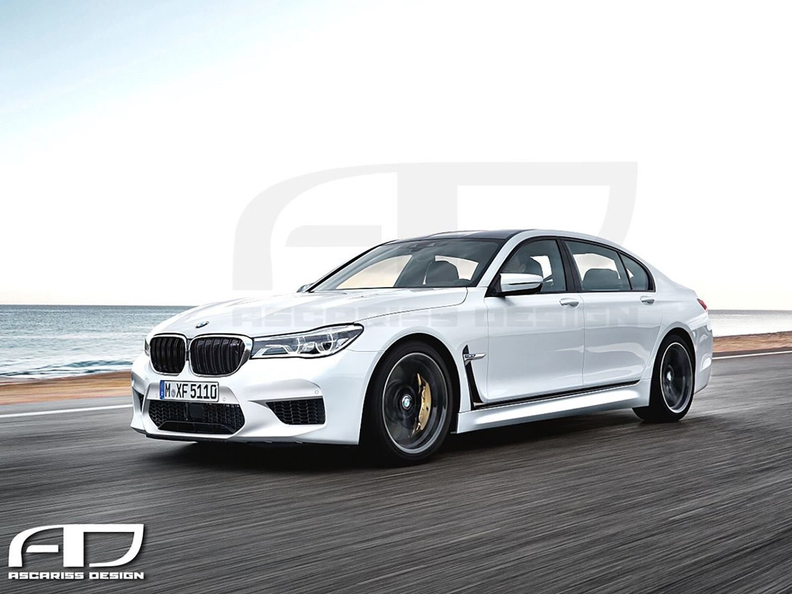 The Bmw M7 Needs To Become A Reality Carbuzz