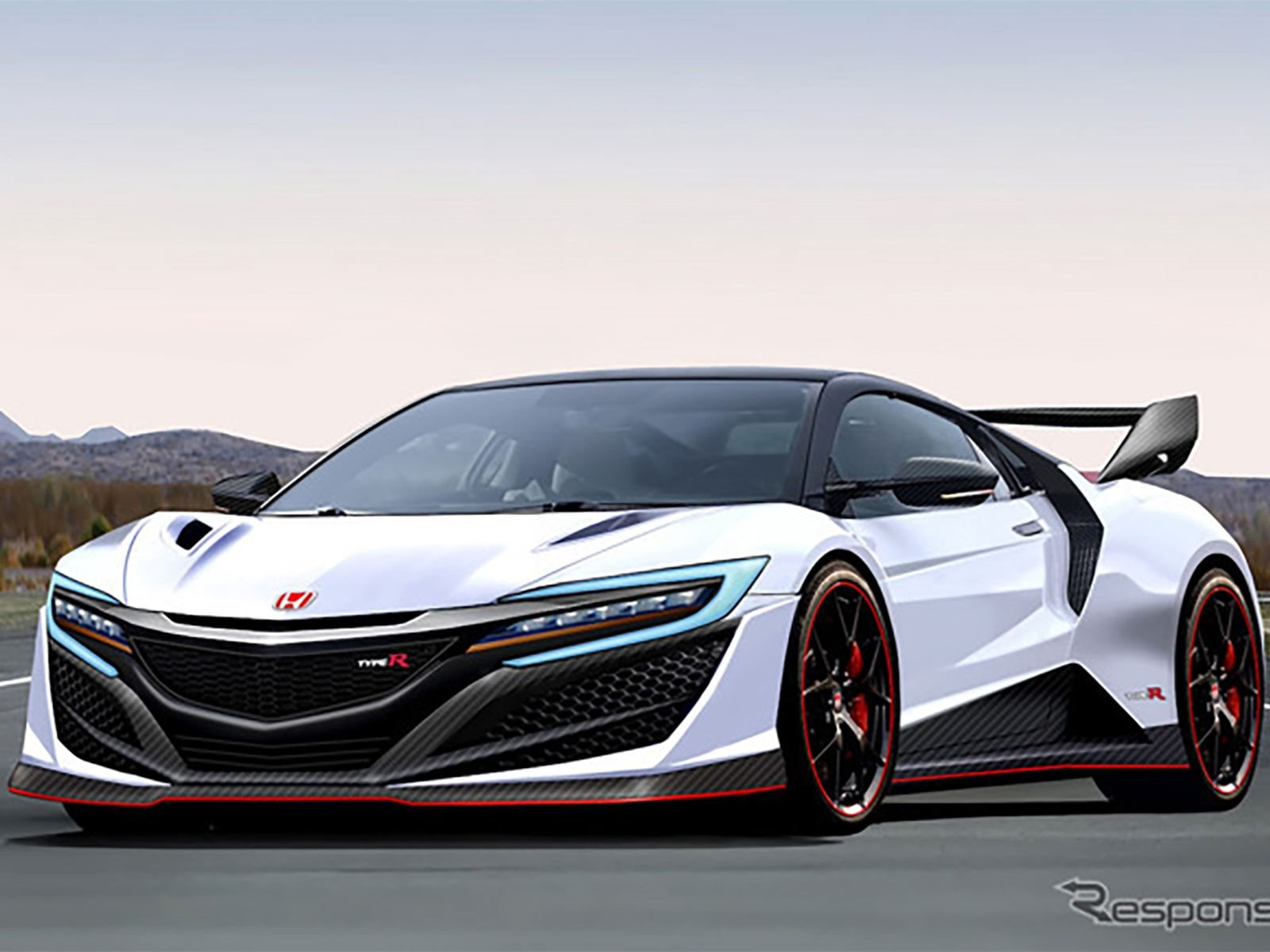 Acura Type R >> Acura Nsx Could Finally Get The Type R Treatment Next Year Carbuzz