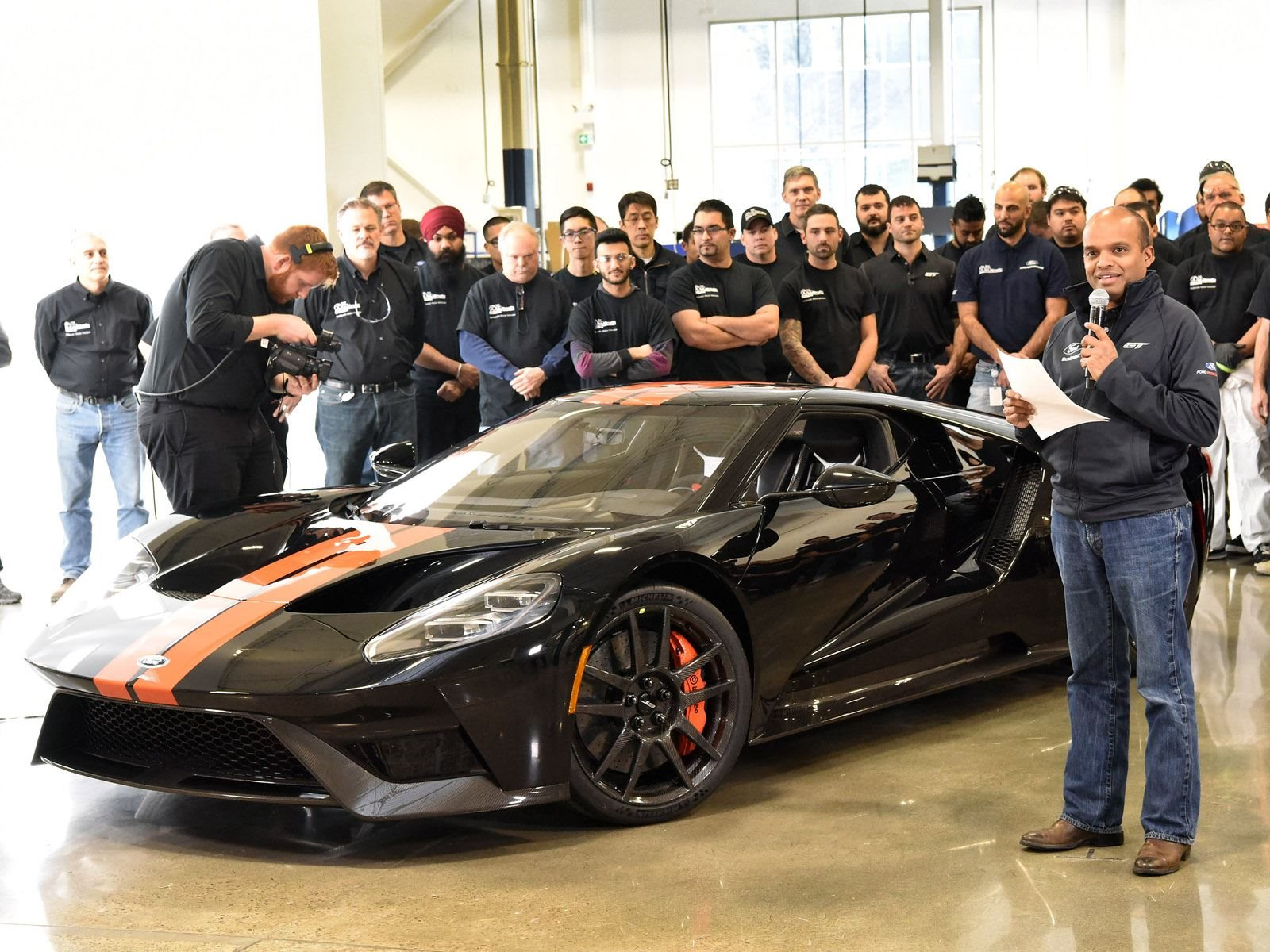 Ford S Ousted President Raj Nair Joins Multimatic To Keep Building The Gt Carbuzz