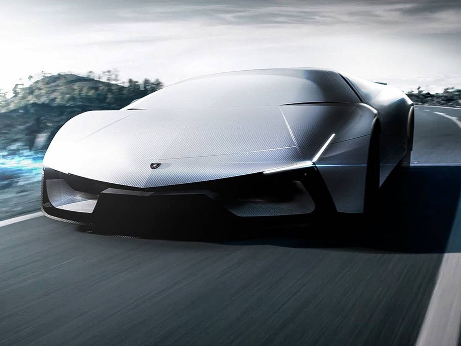 Pura 2022 Electric Lamborghini Supercar Concept Carbuzz