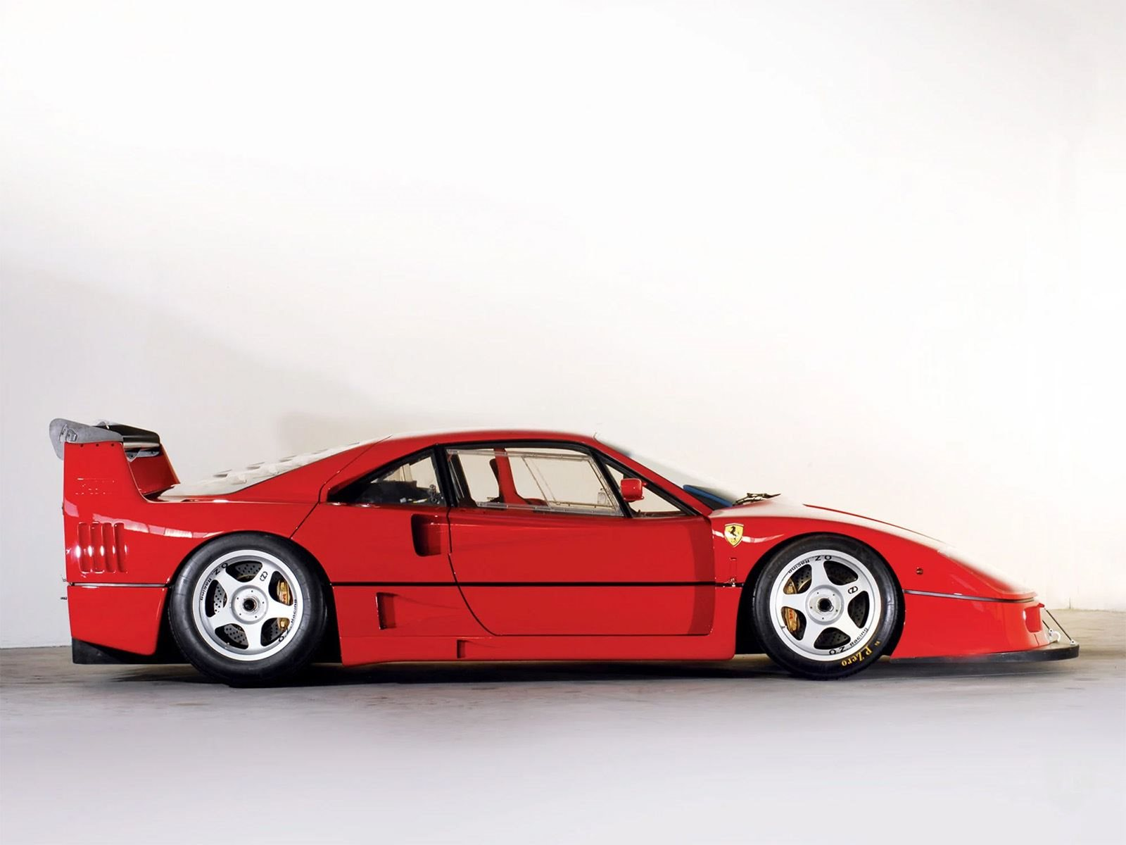 Ferrari F40 For Sale >> Extremely Rare Low Mileage Ferrari F40 Lm Looking For A New