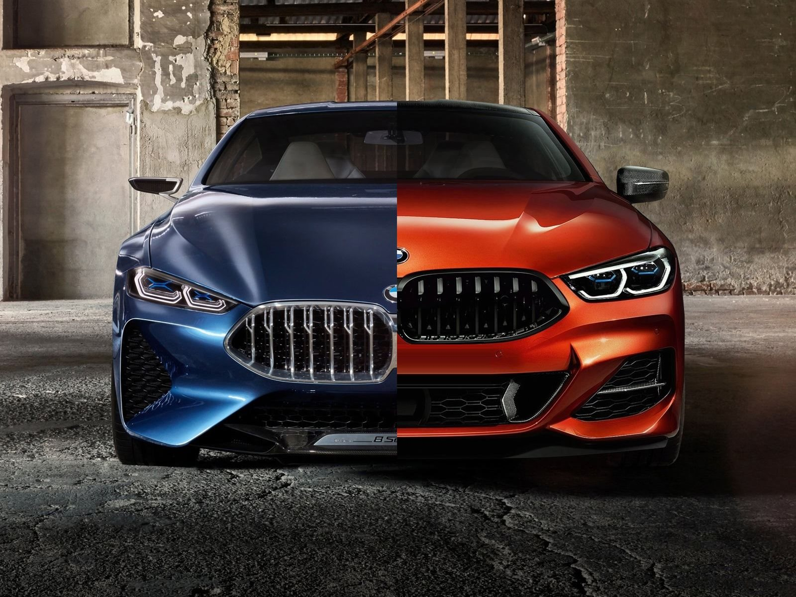 Is The New Bmw 8 Series Better Looking Than The Concept Carbuzz