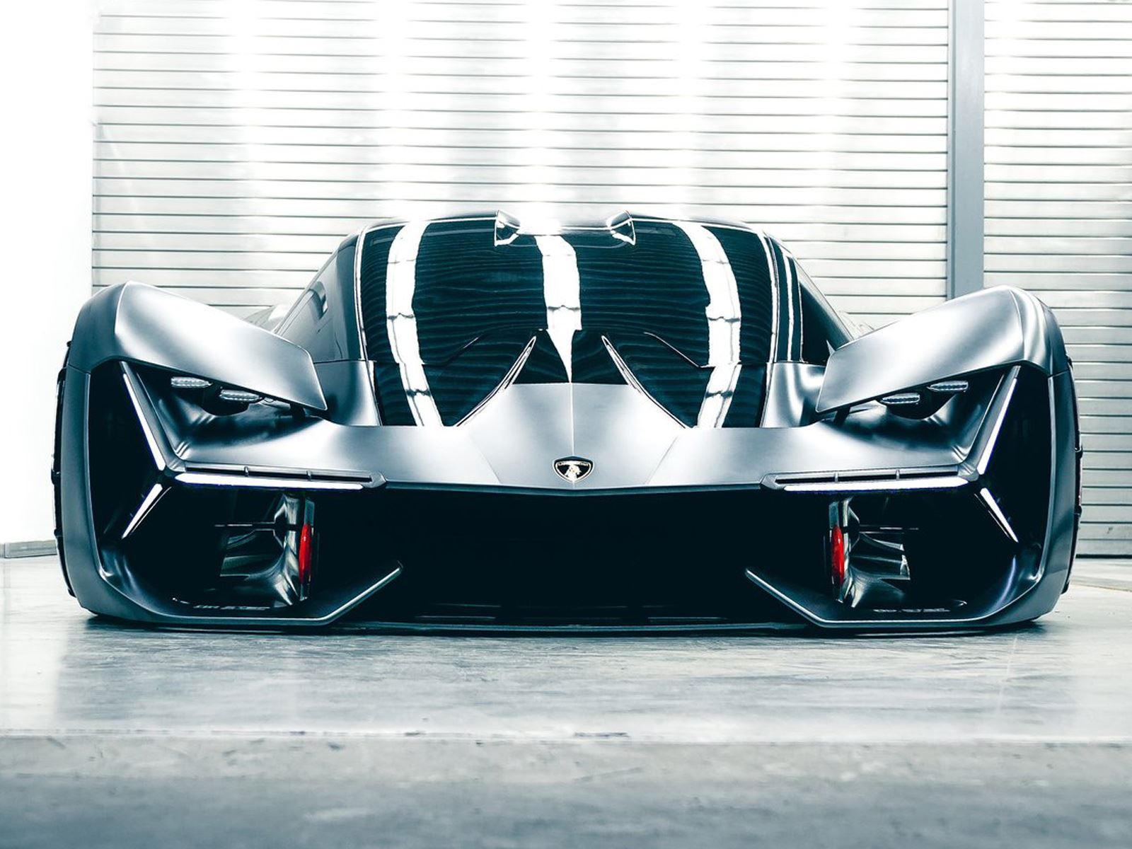 Super Secret Lamborghini Lb48h Hybrid Shown At Private Event Carbuzz