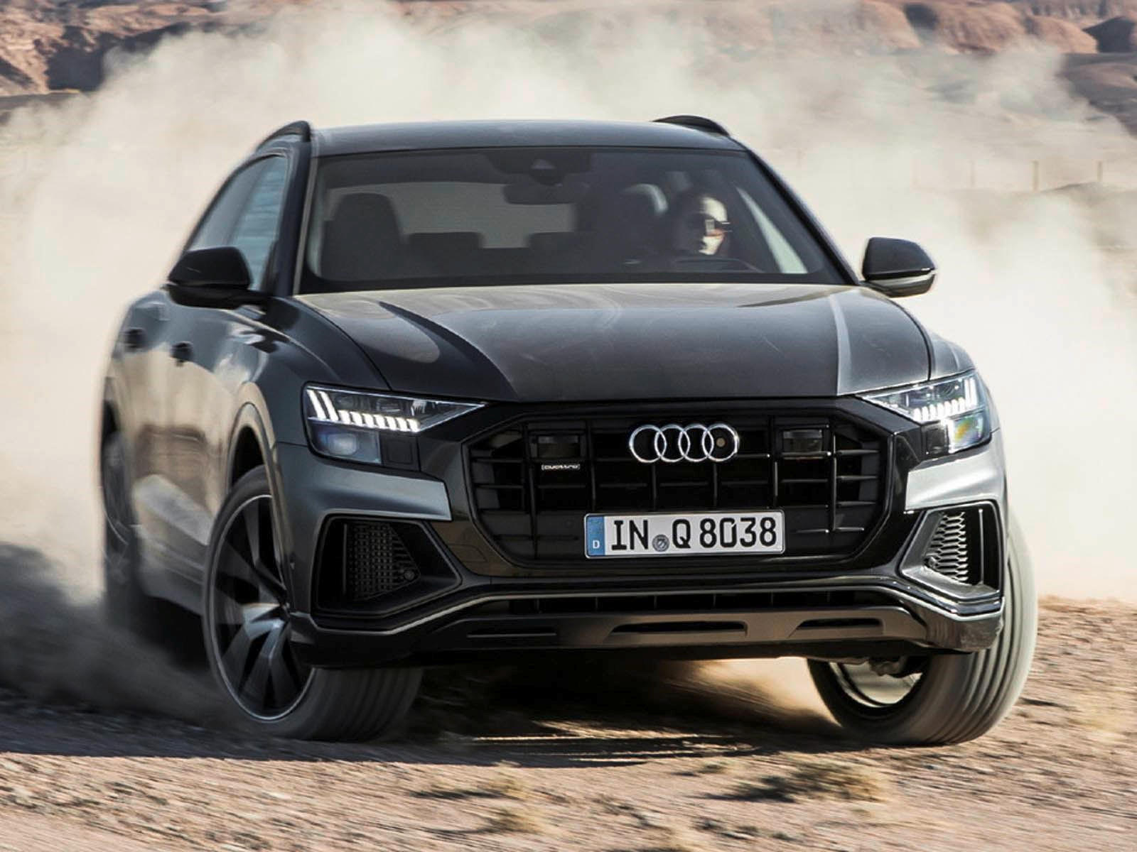 2019 audi q8 should start around 73 000 carbuzz. Black Bedroom Furniture Sets. Home Design Ideas