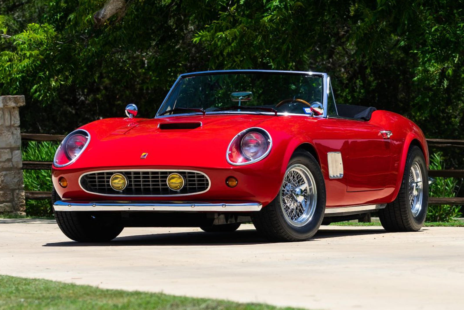 You Can Own The Famous Ferrari 250 Gt From Ferris Bueller S Day Off Carbuzz