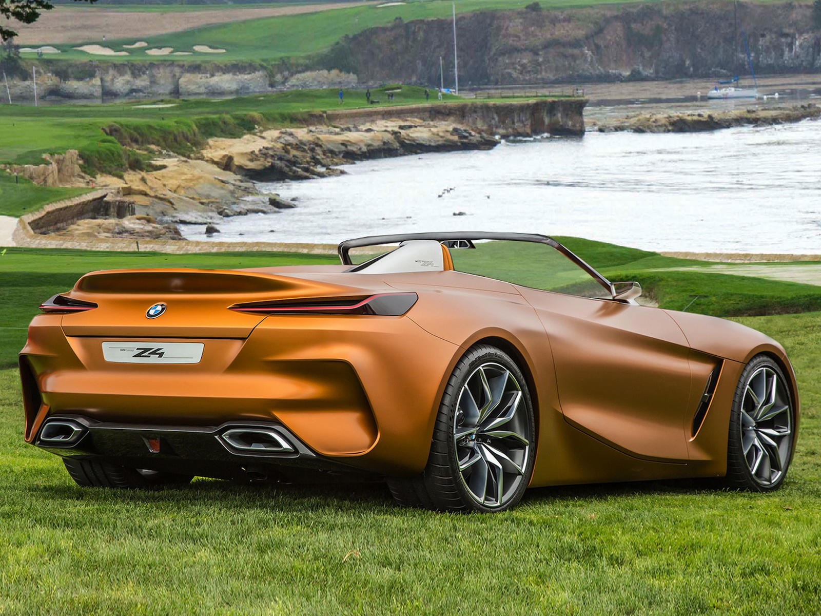 BMW (Kind Of) Announces Production-Spec Z4 Will Debut At