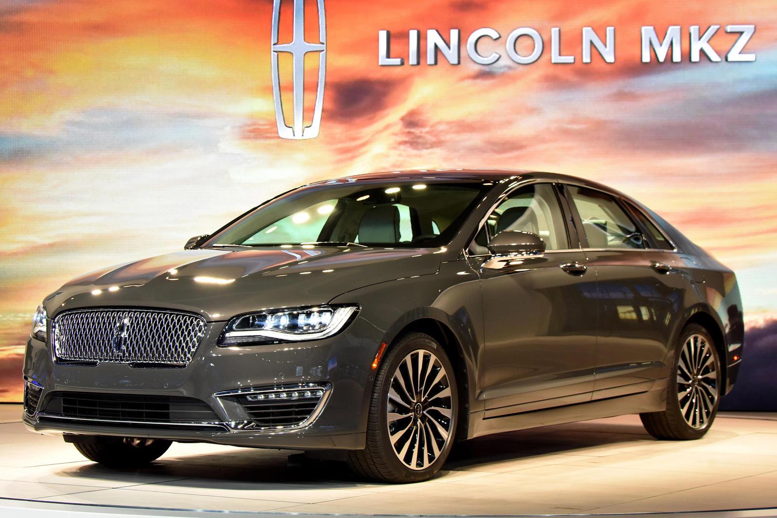 2018 Lincoln Mkz Black Label