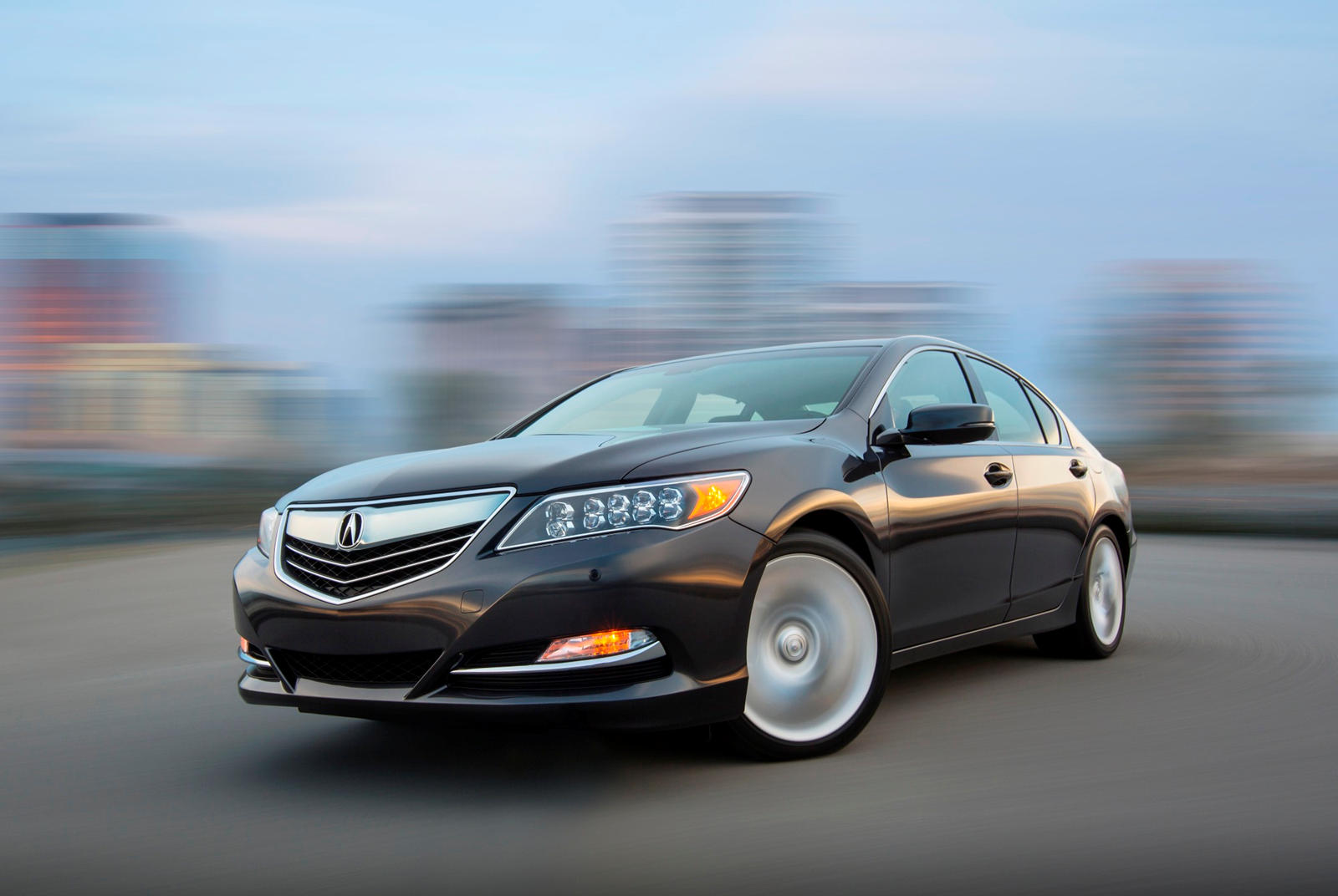 2016 Acura Rlx Review Trims Specs Price New Interior Features Exterior Design And Specifications Carbuzz