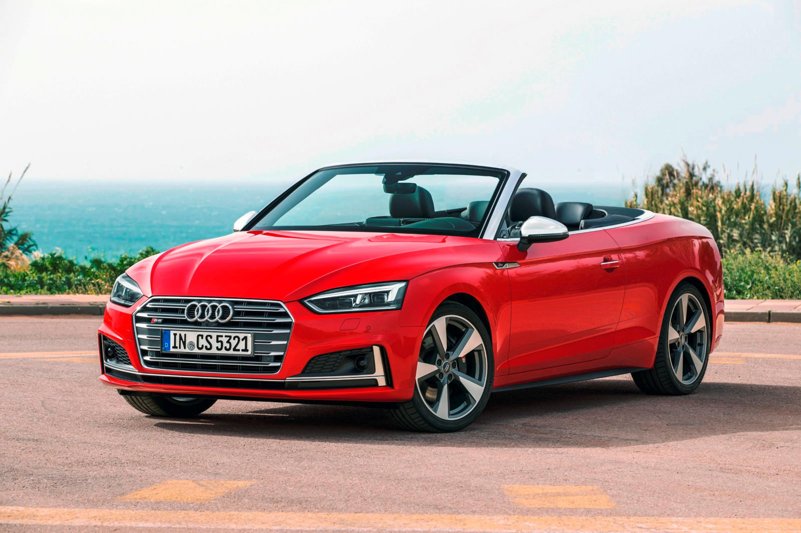2021 Audi S5 Convertible Review Trims Specs Price New Interior Features Exterior Design And Specifications Carbuzz