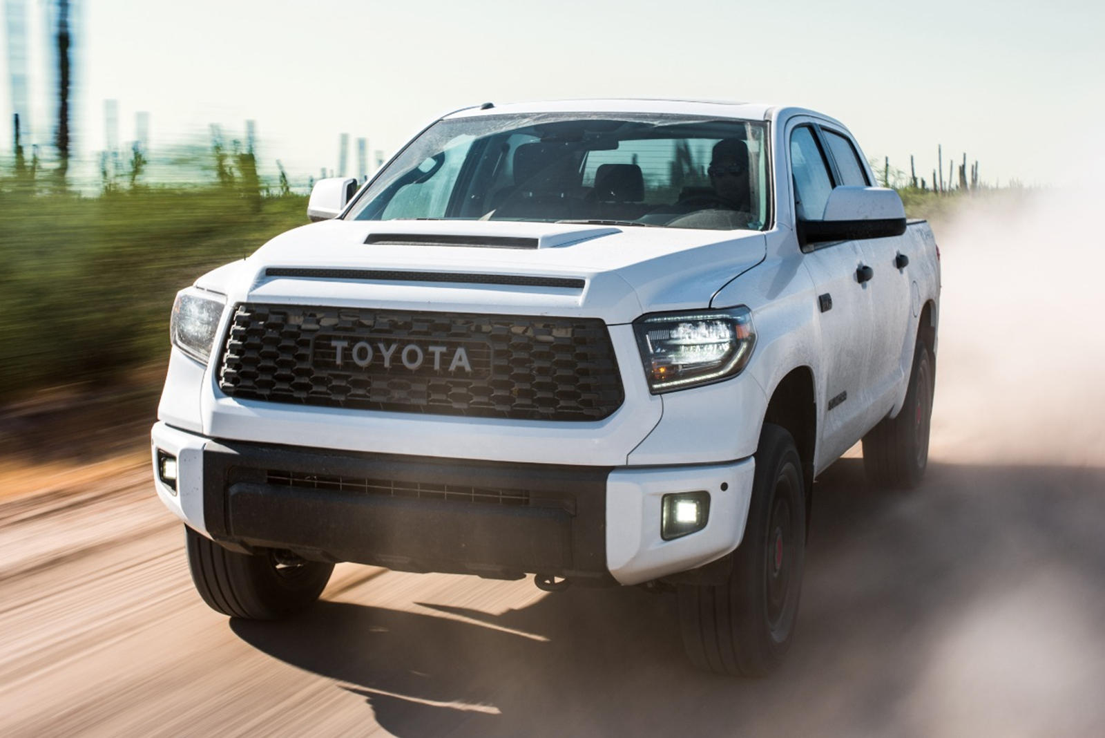 You Can Buy A 2019 Toyota Tundra TRD Pro For Less Than A New Ford Raptor