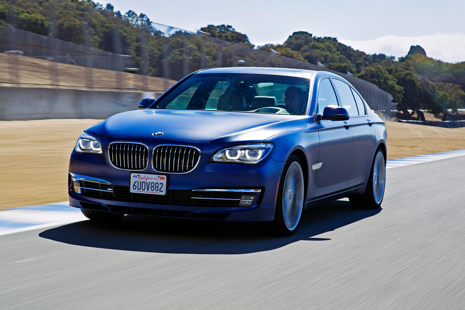 2014 Bmw Alpina B7 Review Trims Specs Price New Interior Features Exterior Design And Specifications Carbuzz