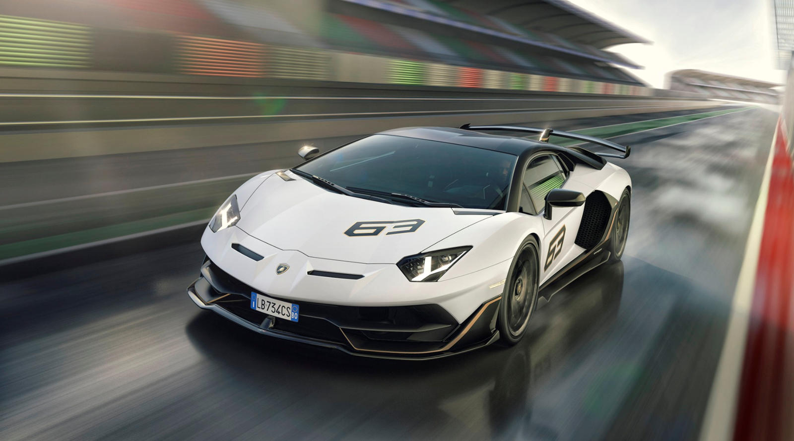 2019 Lamborghini Aventador Svj Review Review Trims Specs And Price